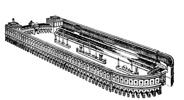 Termy karakalii w rzymie 7 sztuka staro ytnego rzymu for Minimal art historia sztuki
